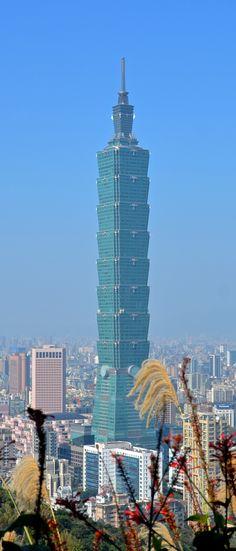 Taipei 101 | Taipei, Taiwan | Necessary Indulgences