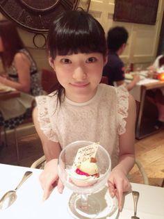 私立恵比寿中学 公式ブログ - たくさんありがとう(*´∪`) ♡☆りななん☆ - Powered by LINE 松野莉奈
