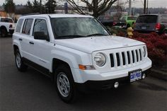 2012 Jeep Patriot - In-House Financing Available! 2012 Jeep Patriot, Patriot Auto, Sport Suv, Sat Nav, 2016 Jeep, Jeep Dodge, Jeep Models, Car Deals, Chrysler Jeep