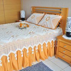 Handmade Bed Sheets, Diy Bed Sheets, King Size Bed Sheets, King Bedding Sets, Bed Sheet Sets, Bed Throws, Bed Pillows, Draps Design, Cama Vintage
