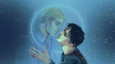 Shingeki no Kyojin / Attack on Titan Levi And Erwin, Eruri, Levi Ackerman, Anime Ships, Happy Birthday Me, Attack On Titan, First Love, Anime Art, My Arts