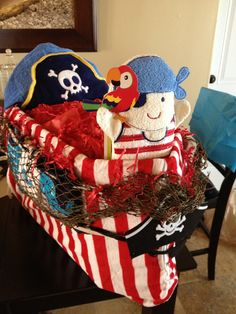 pirate baby shower on pinterest pirate baby pirates and pirate