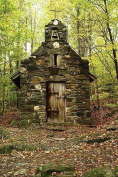 Chapel in Vermont