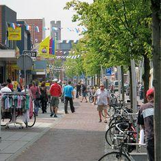 Winkelstraat Gemert | geluid en omroep installatie verzorgd door Geluidbestellen.nl