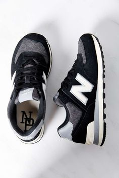 29f9440b0644 New Balance 574 Pennant Collection Runner Sneaker