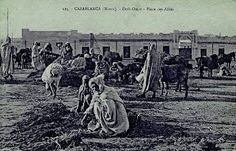 Derb Omar place des Alliés #Casablanca #Maroc #Morocco #Moroccan #History