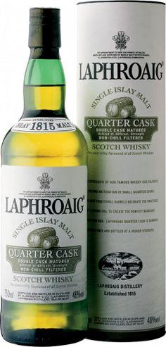 Laphroaig Quarter Cask Islay Single Malt Scotch Whisky - $69.99