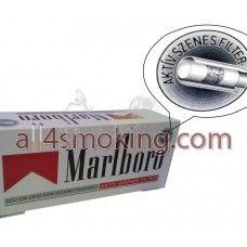 Tuburi tigari Marlboro RED cu carbon Marlboro Red, Carbon Filter, Aktiv, Filters