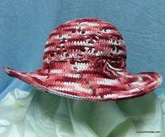 How to Make Crochet Hats with Free Crochet Hat Patterns | AllFreeCrochet.com