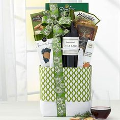 Corporate wine gift basket wine wine gifts and gifts spring wine gift basket negle Images
