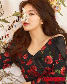Miss A's Suzy for Cosmopolitan Korea October Photographed by Kim Hee June Bae Suzy, Korean Beauty, Asian Beauty, Marie Claire, Korean Girl, Asian Girl, Korean Wave, Miss A Suzy, Idole