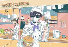 佐々野めめ@mm_ssnoさんから My Boys, Anime Art, Fandoms, Illustration, Cute, Kawaii, Illustrations, Fandom, Art Of Animation