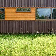 Corrugated Architectural Metal Siding Morin Metal Wall