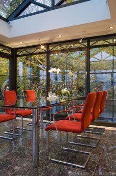 Prachtige aluminium orangerie als wellnessruimte | De Mooiste Veranda's