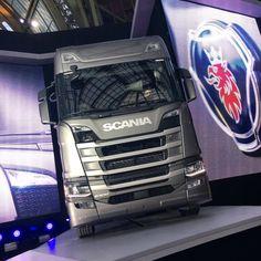 New Scania