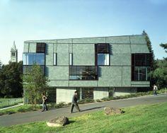 The Jean Gray Hargrove Music Library at the University of California, Berkeley / Mack Scogin Merrill Elam Architects.