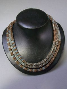 Solidbeads - The beady side of life: Lang und dünn