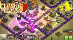 CLASH OF CLANS - CPA GAMEPLAY WAR #1