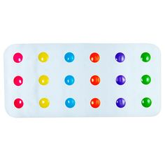Buy a used Munchkin Dandy Dots Bath Mat. ✅Compare prices by UK Leading retailers that sells ⭐Used Munchkin Dandy Dots Bath Mat for cheap prices. Dandy, Bathtub Mat, Mat Online, Dots Design, Kids Store, Bath Rugs, Bath Linens, Shower Tub, Bath Time