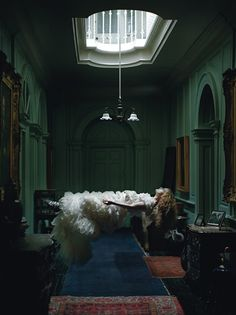 Dreaming of Another World –Tim Walker