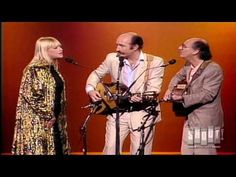 ▶ Peter, Paul and Mary - Where Have All the Flowers Gone (25th Anniversary Concert) - YouTube