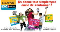 educational apps in French from Nathan Jeunesse