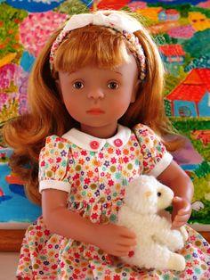 My darling dolls: Minouche                                                                                                                                                                                 Plus