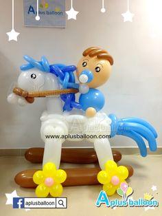 100 Days/Full Moon - Balloon Decoration - Balloon Items - A Plus Balloon