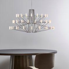 Moooi Coppelia LED Suspended Lamp