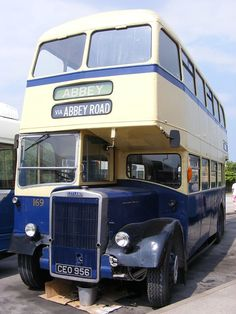 Barrow In Furness, Bus City, Automobile, Abbey Road, Busses, House On Wheels, Transportation, Park, School