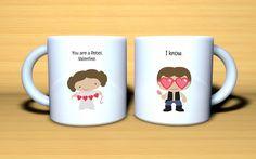 Pretty Love Cups http://on.fb.me/1lrVgBz Magin Deco