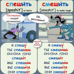 Russian Lessons, Russian Language Lessons, Russian Language Learning, Language Study, Learn To Speak Russian, Verb Conjugation, Alphabet Symbols, Grammar Tips, Drawing Projects