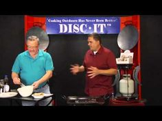 Spicy Cheesy French Toast on the Disc-It - Discada Plow Disc Cooker. Terry Jones from Lone Star Candy Co. stops by to cook an old breakfast staple in a way that's uniquely New Mexican. This episode utilizes the flat Skill-It accessory. #discada #discitgrill #cowboywok #texaswok #mexicanwok #DISC-IT #spicy #cheesy #frenchtoast