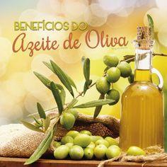 Os benefícios do azeite de oliva