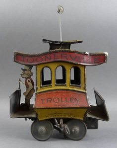 Another Confirmation the Famous Toonerville Trolley