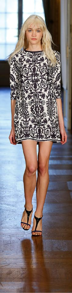 Spring 2015 Ready-to-Wear Martin Grant