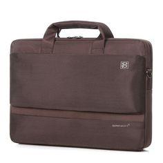 BRINCH computer bag 14.6 inch 17.3 inch 15.6 inch men and women shoulder laptop bag BW-203