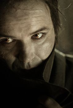 Penny Dreadful has made me a huge fan of Rory Kinnear. His portrayal of Frankenstein's monster is heartbreaking.