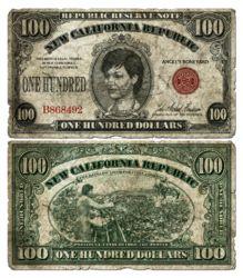FNV 100$ bill