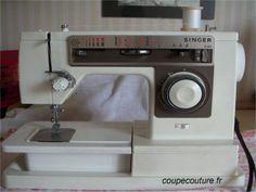 Coupe Couture : Machine à coudre