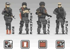 FBI Pixels Author:NotFuji