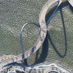 Arup completes meandering bridge across Perth's Swan River