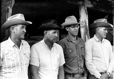 60s cowboy style