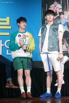 JB x JINYOUNG