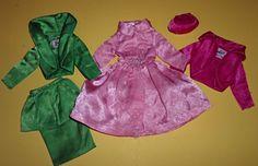 Vintage Barbie Satin Pak & Theatre Date Lot de Trekenstreasures en Etsy https://www.etsy.com/es/listing/235313894/vintage-barbie-satin-pak-theatre-date