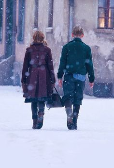 The Book Thief..rudy's love for liesel,,