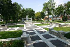 Unilock - Public Square featuring Series 3000 paver by Unilock