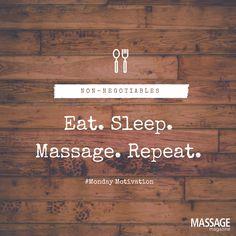 We know what's important for this week. #Mondaymotivation .⠀ .⠀ .⠀ .⠀ #massagetherapist #relaxation #wellnessfitness #flossing #physicaltherapy #bodybuilder #bulkingseason #essentialoils #positiveoutlook #naturalwellness #massage #mtl #behealthy #bodywork #massagetherapy #ilovemassage #massagelife #lifeofanlmt #massagemag #aromatherapy #crossfit #massagemagazine #rocktape #thaimassage #aromatherapy #sportsmassage #instalove #ilovemassage