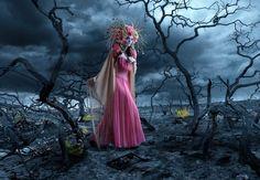 Las Muertas, Beautiful Photo Series by Tim Tadder