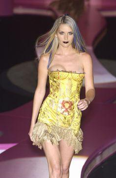 Versace Fall 2002